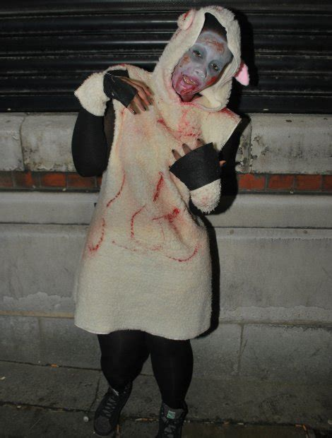sheep zombie