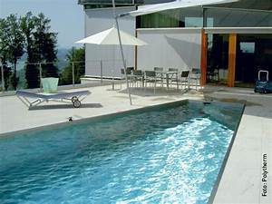 Pool Bauen Lassen Preis : gl nzend formbar schwimmbad zu ~ Markanthonyermac.com Haus und Dekorationen