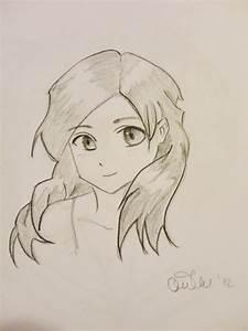 Manga Girl - How to draw manga hair by gildor-girl on ...