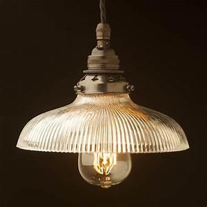 Glass shade pendants edison light globes llc