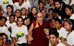 Dalai Lama discusses education, universal responsibility ...