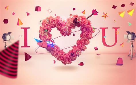 {sweet Love Heart Couple Kiss} Full Hd Wallpapers