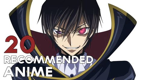 The Best Anime Top 20 Recommended Anime Series Kohzzyjo