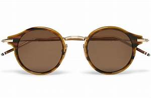 Lunette Soleil Ronde Homme : lunettes de soleil homme arrondie lunettes de soleil ~ Nature-et-papiers.com Idées de Décoration