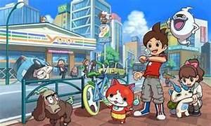 yokai watch pokemon images