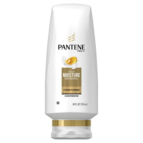 Amazon.com : Pantene Pro-V Shampoo, Daily Moisture Renewal