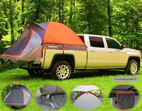 Sportz Outdoor Truck Tent Compact 6.5' Full-size Bed