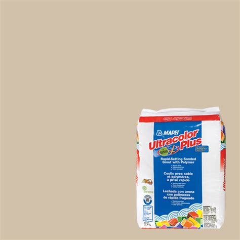 mapei bone grout shop mapei 25 lbs ultracolor plus bone sanded powder grout at lowes com