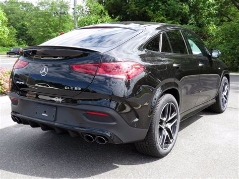 The performance numbers are robust, to say the least, and it's packed full of tech as you'd expect, so. New 2021 Mercedes-Benz GLE AMG® GLE 53 Coupe AWD 4MATIC®
