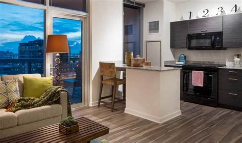 luxury apartments  river north chicago il
