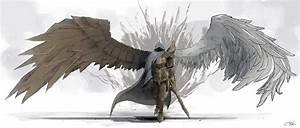 skimpy male angel armour | Angel Armor Armored angel by ...