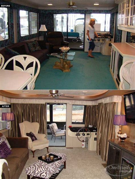 Overboard Designs   Houseboat Renovations   Marine
