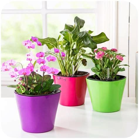 vasi fiori vasi di plastica vasi realizzare e decorare vasi di