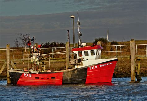 Boat R Rye by Fishing Boat Rx8 Rising In Rye Harbour Flickr