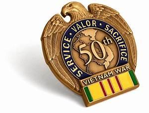 VIETNAM WAR IN THEATER VETERAN 5OTH ANNIVERSARY ...