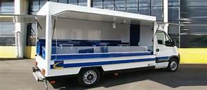 Camion Food Truck Occasion : fabricant camion remorque poissonnier poissonnerie ~ Medecine-chirurgie-esthetiques.com Avis de Voitures