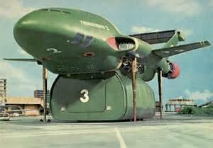 Thunderbird 2 Pod Vehicles