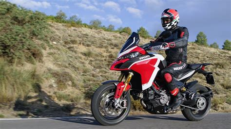 ducati multistrada 1260 multistrada 1260 pikes peak the king of every mountain