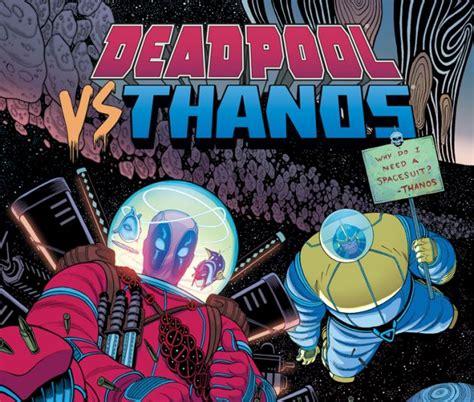 Deadpool Vs Thanos (2015) #2  Comics Marvelcom