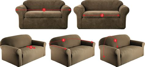 how to measure a sofa how to measure furniture for slipcovers kohl 39 s