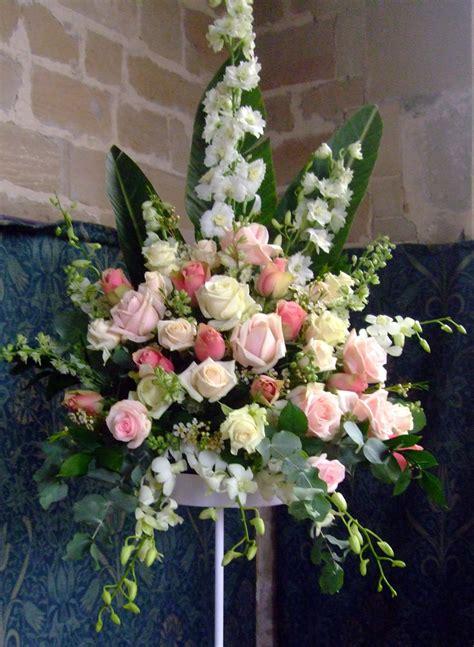 flower arrangement  church ideas flower