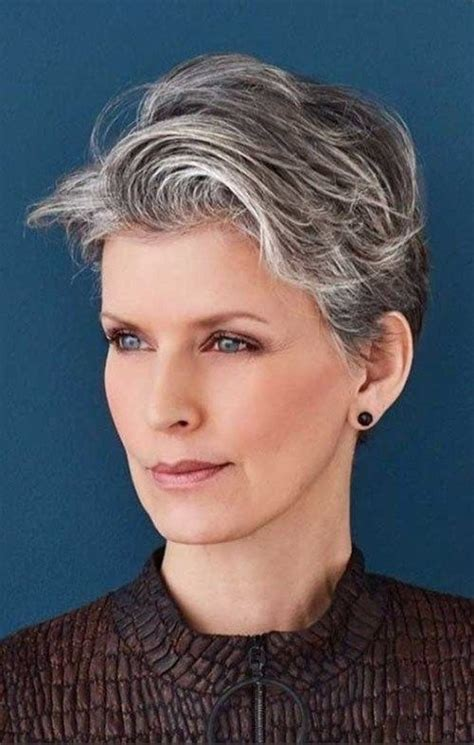 60+ Short Haircuts for Older Women Short Haircuts Models