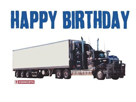 truck shirt quot birthday trucker quot by antsp35 redbubble