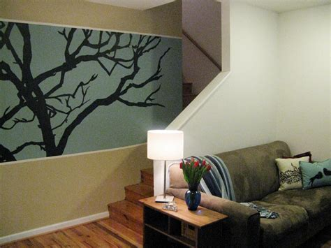 day designs treetop wall mural hgtv