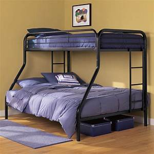 Dhp, Ambrose, Twin, Over, Full, Bunk, Bed