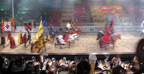 Medieval Times Dinner And Tournament Is Getting A Movie ...