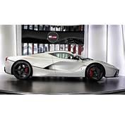 Stunning White Ferrari LaFerrari For Sale  GTspirit