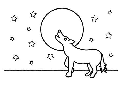 lupo disegno facile per bambini disegno di stella marina da colorare per bambini con