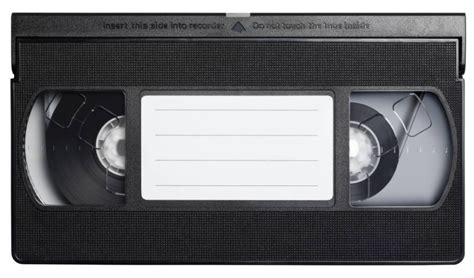 Cassette Vhs by Are Vhs The Collectibles Of The Future