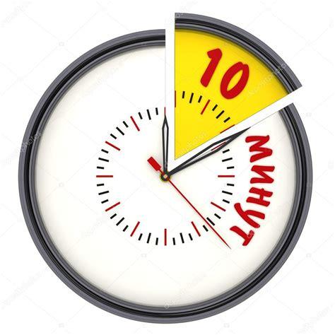 10 Minuten Op De Klok — Stockfoto © Waldemarus #65085661