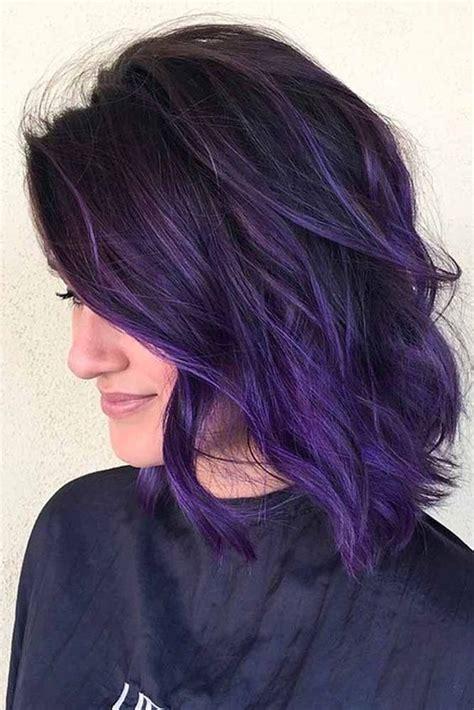 Best 25 Purple Hair Ideas On Pinterest Violet Hair