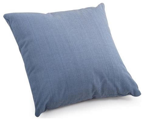 Small Decorative Pillows by Small Pillow In Country Blue Contemporary Decorative