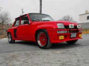 Renault 5 Turbo For Sale Usa by Renault 5 Turbo Replica For Sale Photos Technical