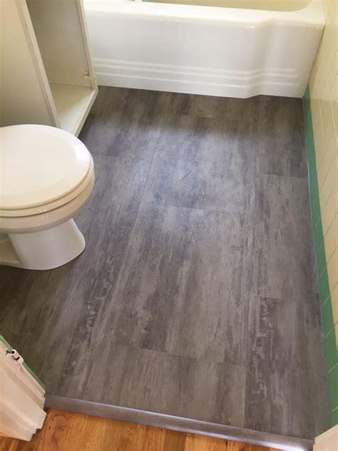 Coretec Plus Vinyl Flooring Dealers by Coretec Plus Lvt Bathroom