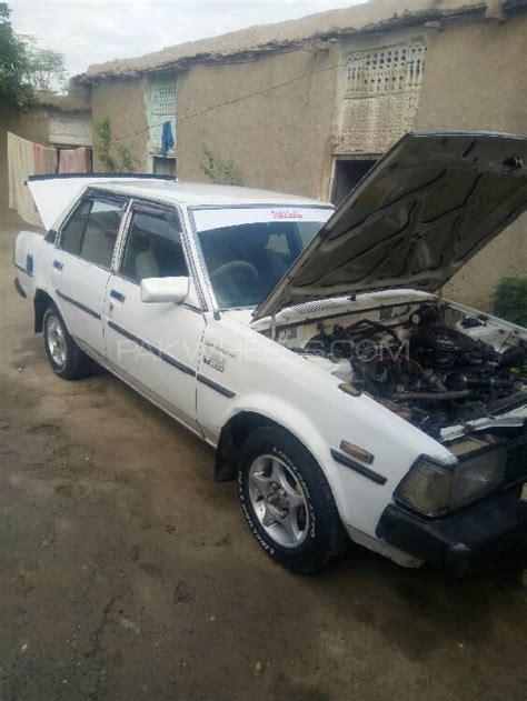 toyota corolla gl 1982 for sale in mardan pakwheels