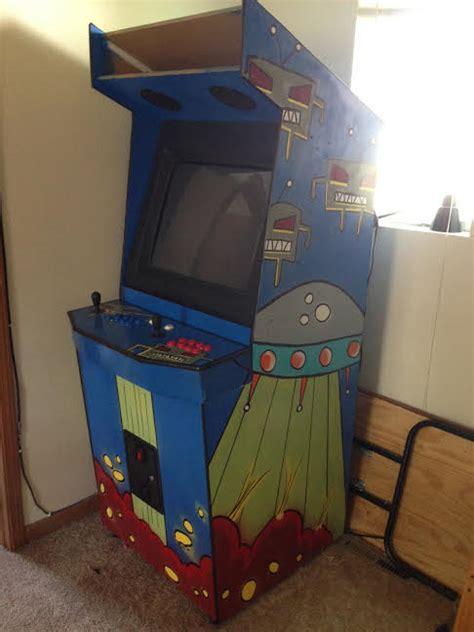 diy arcade cabinet reddit diy arcade cabinet diy