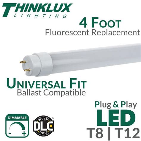 dimmable  ballast led replacement