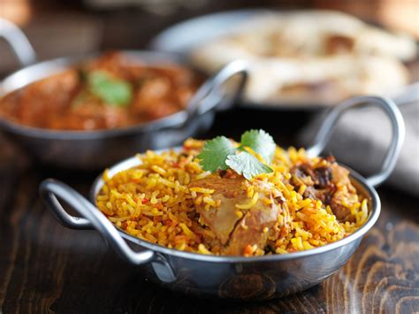 cuisine hindou murgh biryani poulet biryani recette de murgh biryani