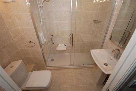 Sit Down Shower Stall by Accessible Bathroom Design