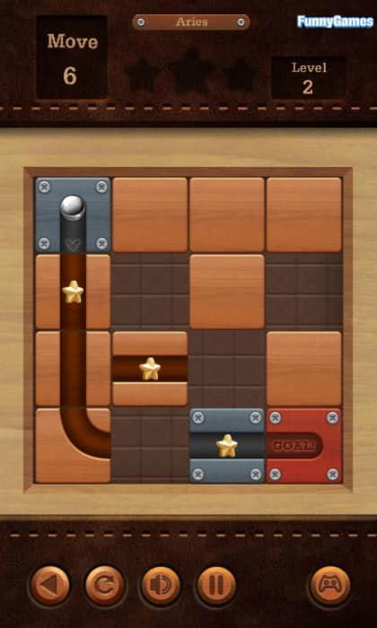 roll  ball  game funnygamesorg