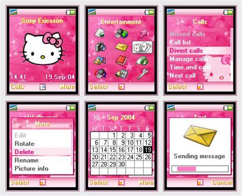 pink phone themes pink hello kitty phone theme by orgiast1k on deviantart