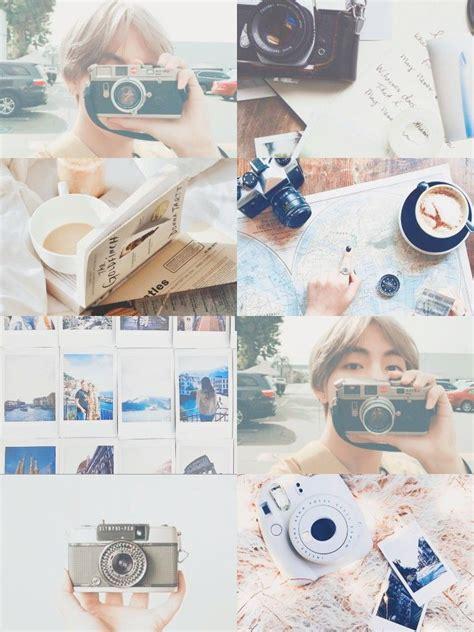 taehyung aesthetic wallpaper bts wallpaper aesthetic
