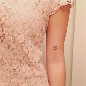Tatuagem de Coração: Significados e 90 Modelos Lindos Para ...
