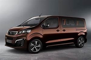 Peugeot Expert Traveller : peugeot a prezentat succesorul lui expert peugeot traveller 2016 autolatest ~ Gottalentnigeria.com Avis de Voitures