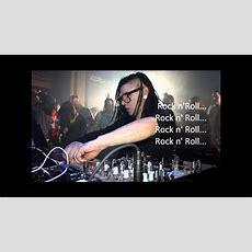 Skrillex  Rock N´roll (lyrics) Youtube