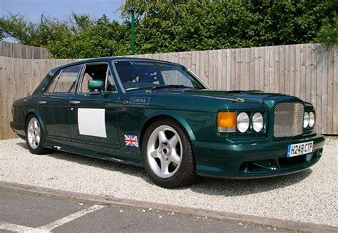 Bentley Race Car by 1990 Bentley Turbo R Race Car